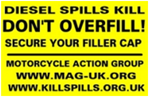 Spill campaign